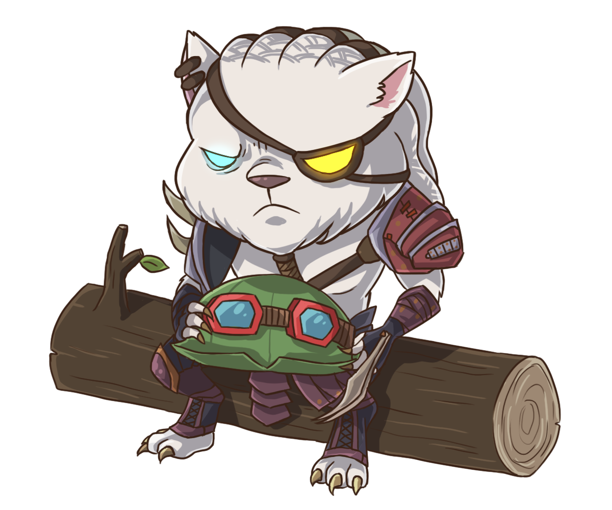 No Rows Rengar