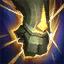 Galio's Passive: Colossal Smash