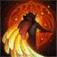 Rakan's Passive: Fey Feathers