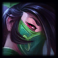 The Champion Icon for Akali