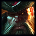 The Champion Icon for Gangplank