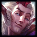 The Champion Icon for Rakan