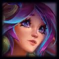 The Champion Icon for Lillia