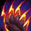 Volibear's W: Frenzied Maul