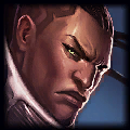The Champion Icon for Lucian