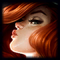The Champion Icon for Miss Fortune