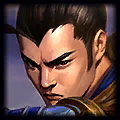 The Champion Icon for Xin Zhao