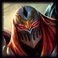 The Champion Icon for Zed