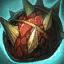 Rammus's Passive: Spiked Shell