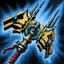 Jayce's R: Mercury Cannon / Mercury Hammer