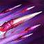 Cho'Gath's E: Vorpal Spikes