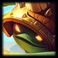 The Champion Icon for Rammus