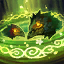 Ivern's Passive: Friend of the Forest