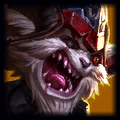 The Champion Icon for Kled