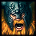 The Champion Icon for Olaf