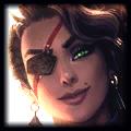 The Champion Icon for Samira
