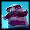 The Champion Icon for Braum