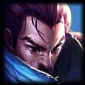 The Champion Icon for Yasuo