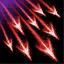 Varus's E: Hail of Arrows