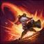 Tristana's W: Rocket Jump