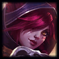 The Champion Icon for Xayah