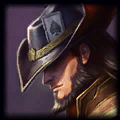 The Champion Icon for Twisted Fate