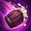 Gragas's Q: Barrel Roll