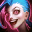 Jinx's Passive: Get Excited!