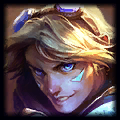 The Champion Icon for Ezreal