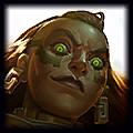 The Champion Icon for Illaoi