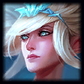 The Champion Icon for Janna