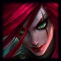 The Champion Icon for Katarina