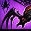 Elise's Passive: Spider Queen